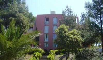 Résidences universitaires campus de Bissy